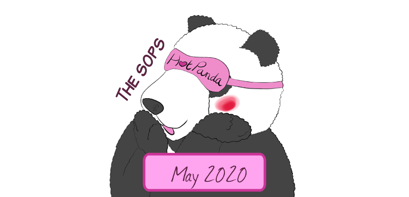 HotPanda #27, may 2020 : the sops