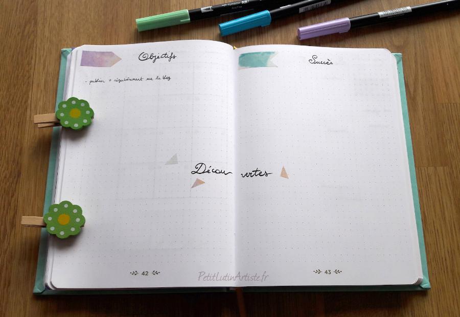 objectifs, succès et découvertes de février 2021 dans mon belette journal