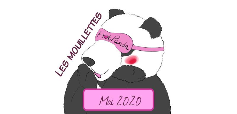 HotPanda n°27, mai 2020 : les mouillettes