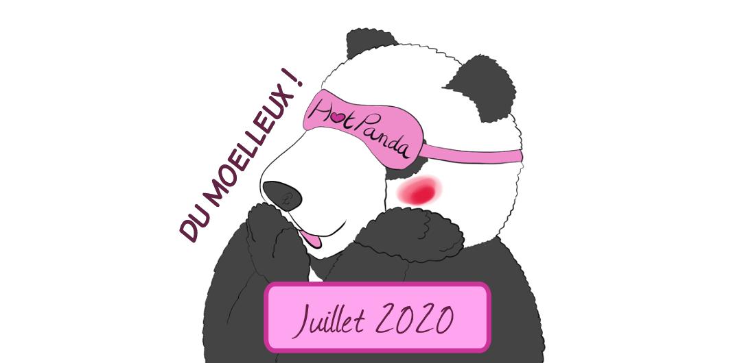 """HotPanda n°29, épisode intitulé """"Du moelleux !"""""""